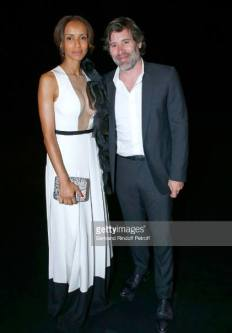 SONIA ROLLAND AND JALIL LESPERT _ STEPHANE ROLLAND PARIS FASHION WEEK _ HAUTE COUTURE