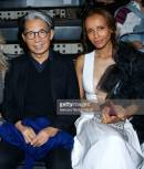 SONIA ROLLAND AND KENZO TAKADA _ STEPHANE ROLLAND PARIS FASHION WEEK _ HAUTE COUTURE