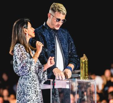 DJ SNAKE _ NRJ MUSIC AWARD _ CANNES 2017